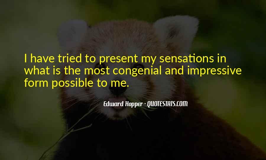Edward Hopper Quotes #1206691