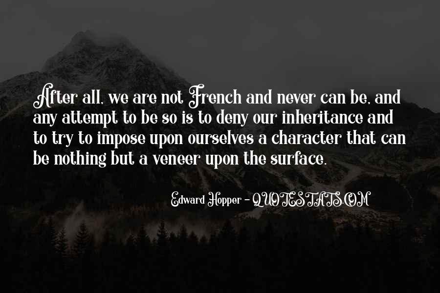 Edward Hopper Quotes #184310