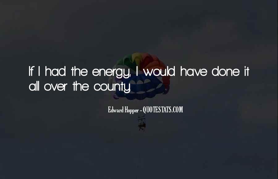 Edward Hopper Quotes #447186