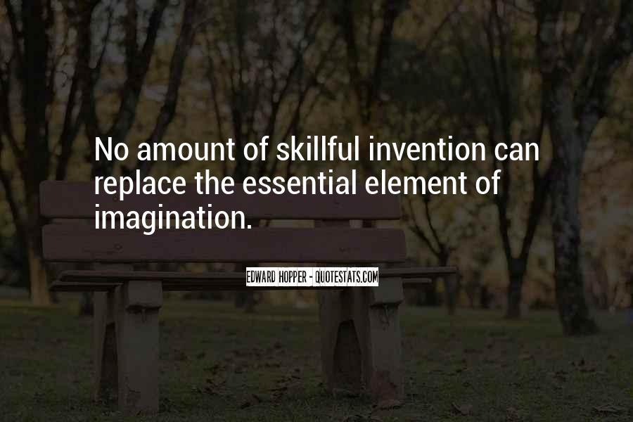 Edward Hopper Quotes #913136