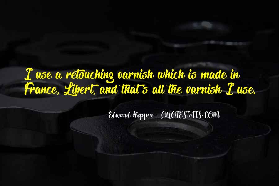 Edward Hopper Quotes #913301