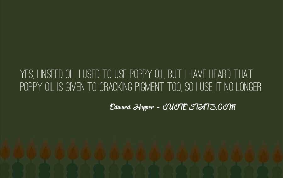 Edward Hopper Quotes #955618