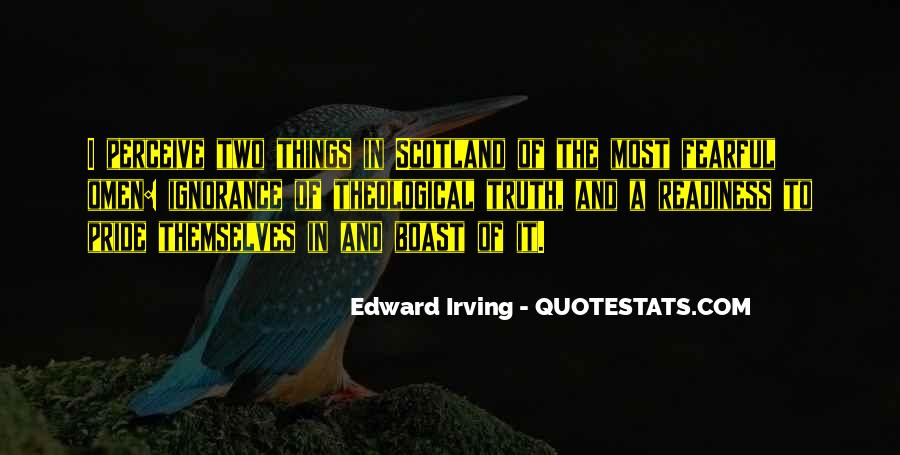 Edward Irving Quotes #1317316