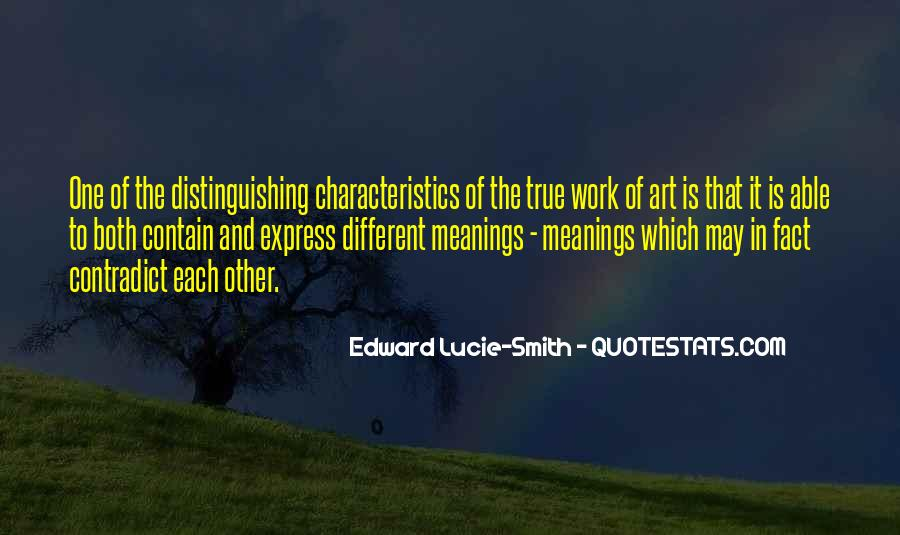Edward Lucie-Smith Quotes #1562356