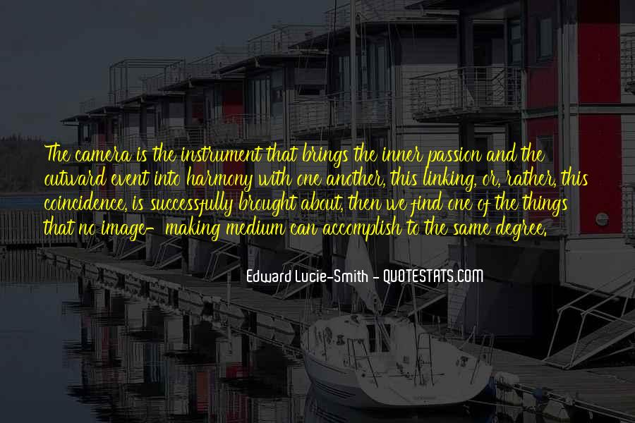 Edward Lucie-Smith Quotes #1640328