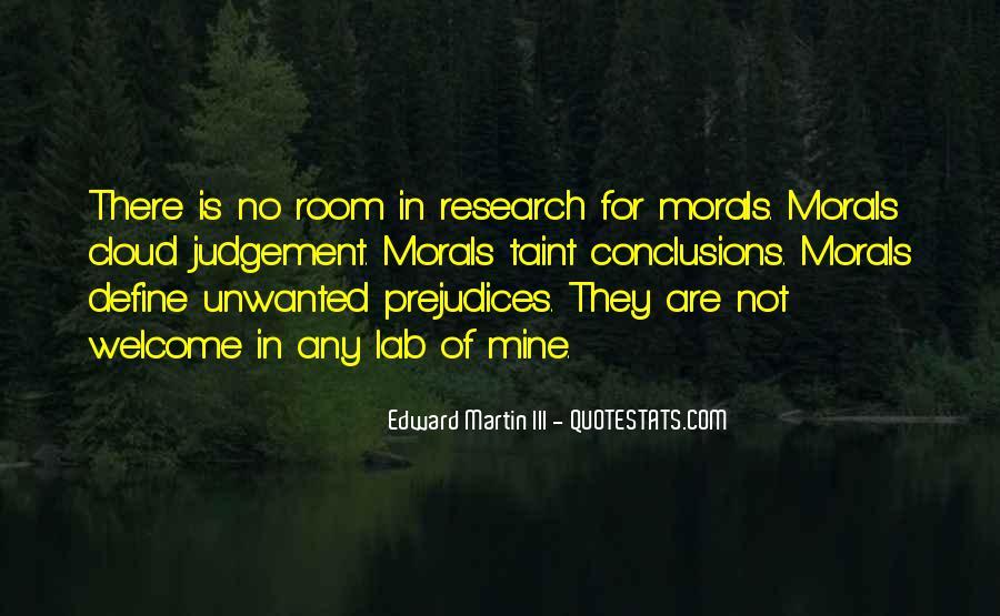 Edward Martin III Quotes #939540