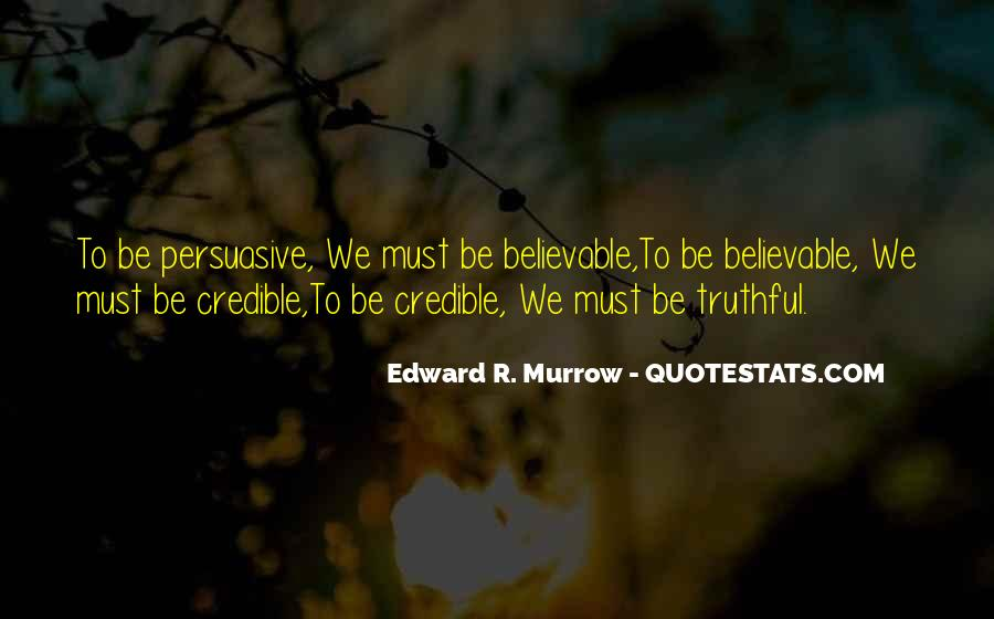 Edward R. Murrow Quotes #421966