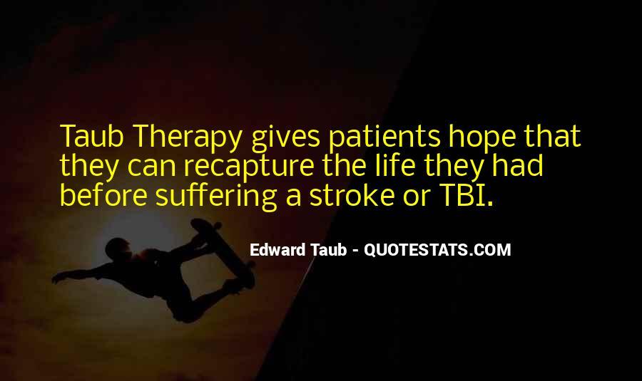 Edward Taub Quotes #151954