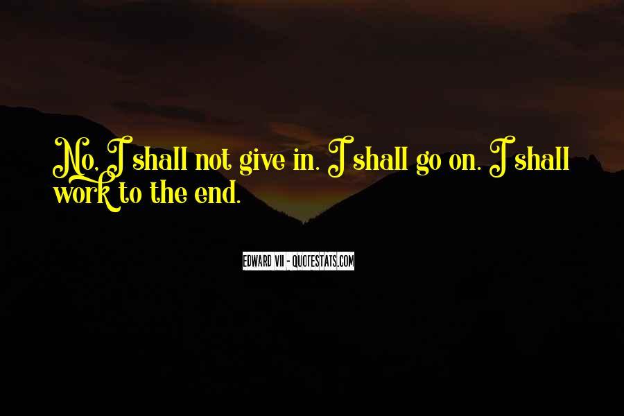 Edward VII Quotes #1154400