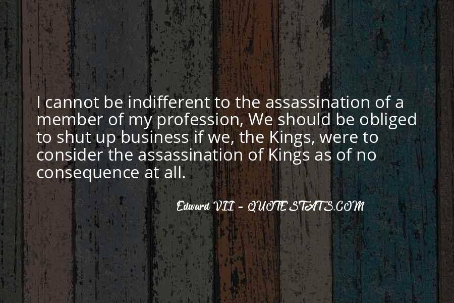 Edward VII Quotes #1685209