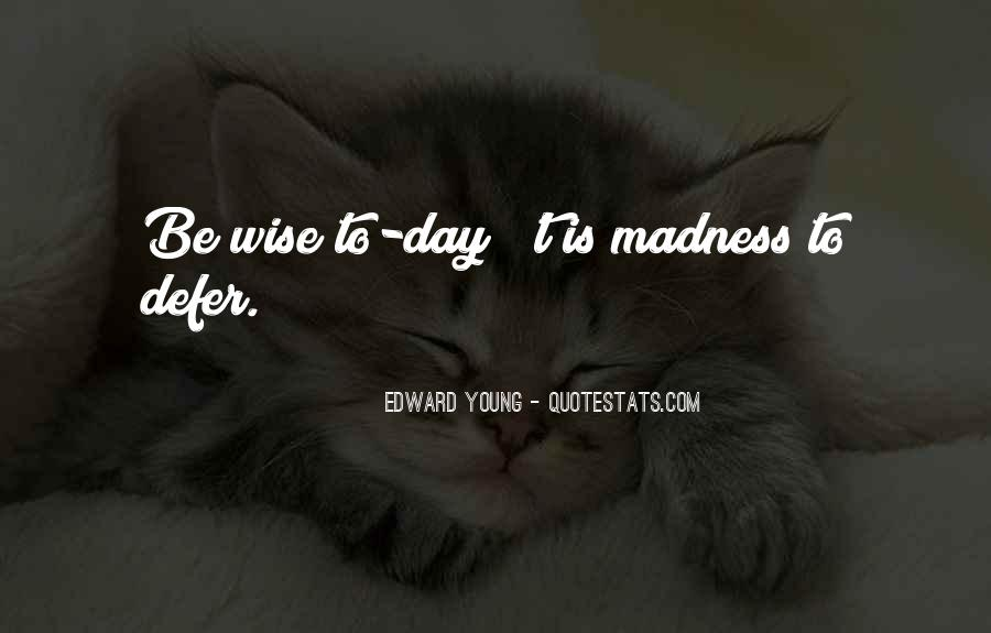 Edward Young Quotes #1069216