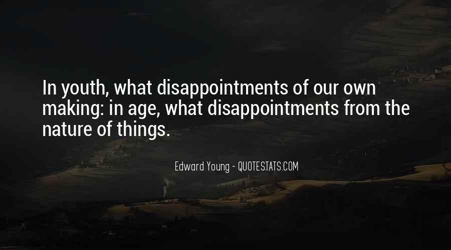 Edward Young Quotes #1234362