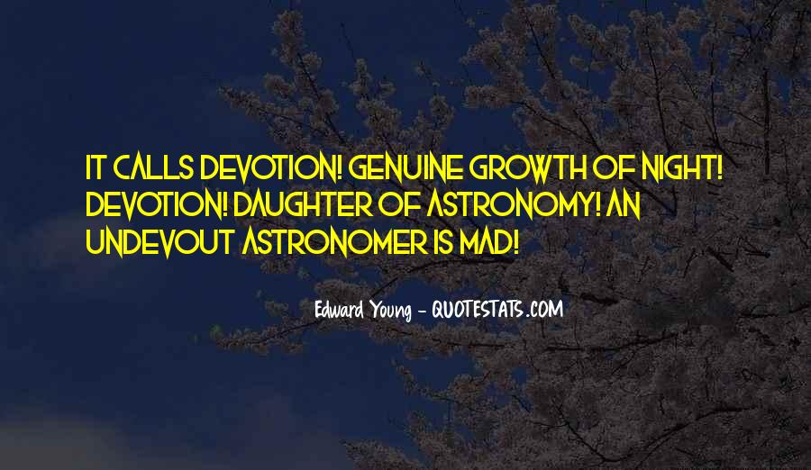 Edward Young Quotes #1284629