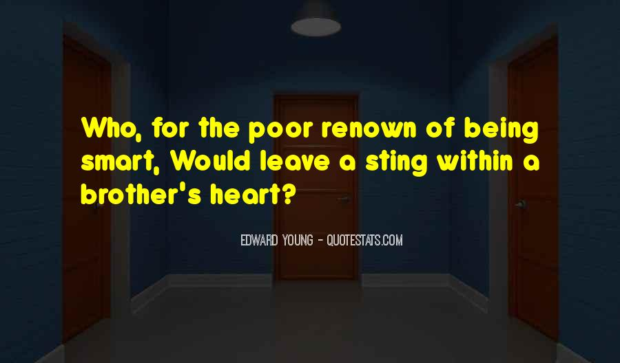 Edward Young Quotes #1286065