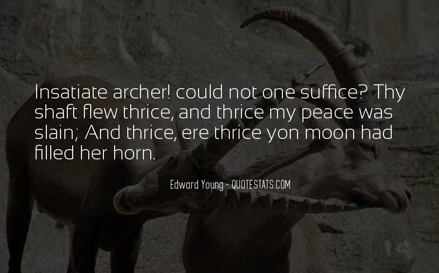 Edward Young Quotes #1455696