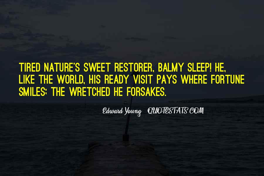 Edward Young Quotes #1623463