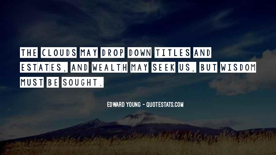 Edward Young Quotes #1651860