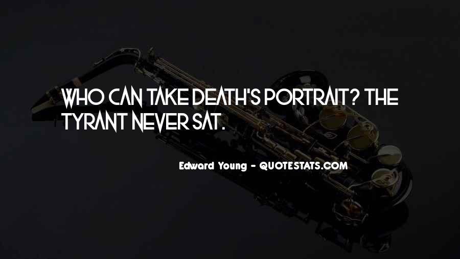 Edward Young Quotes #1699148
