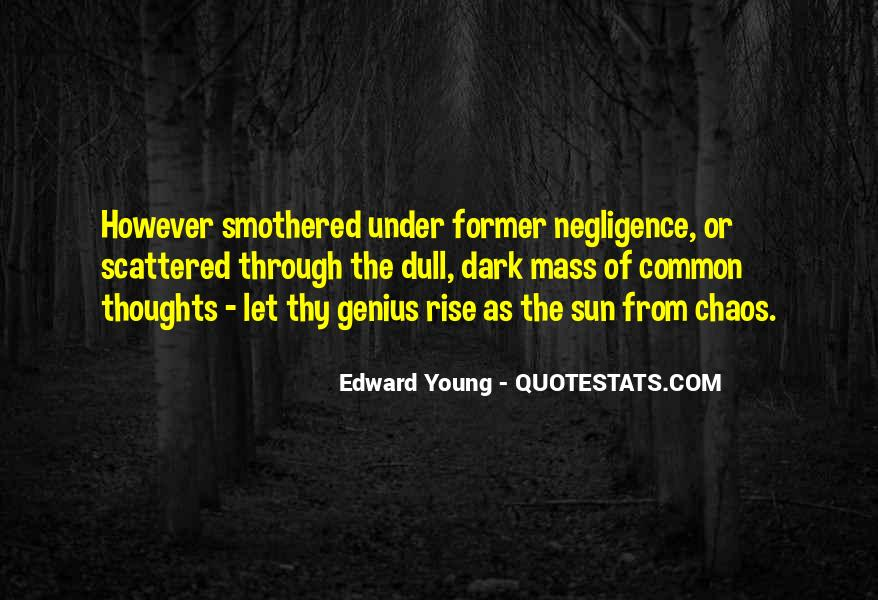 Edward Young Quotes #1733153