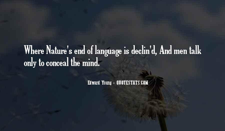 Edward Young Quotes #1788334