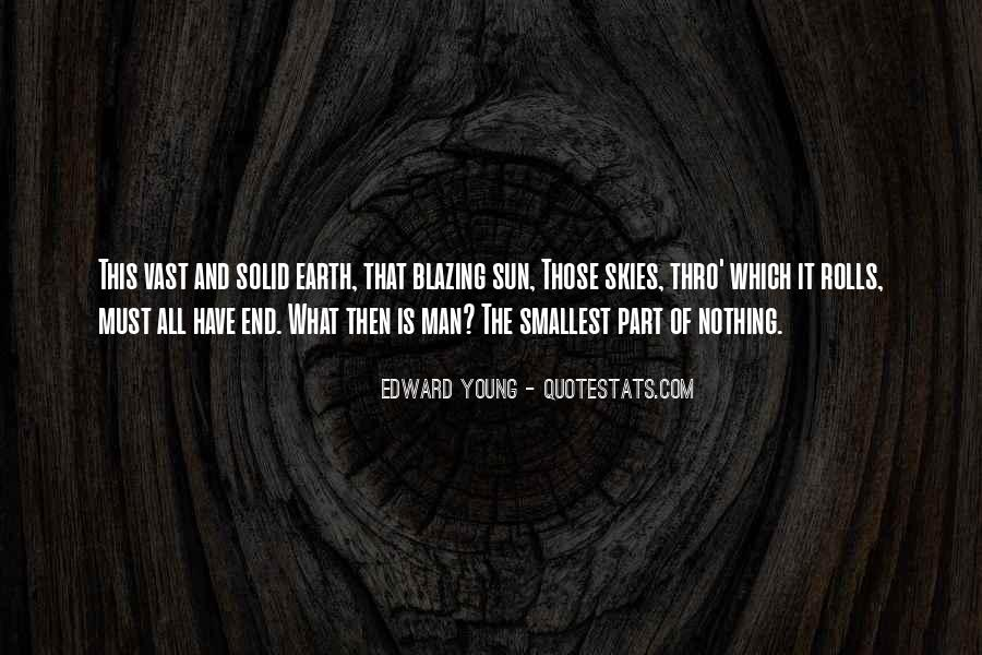 Edward Young Quotes #182274