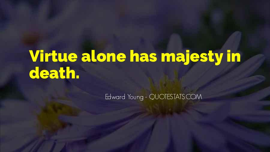 Edward Young Quotes #18549