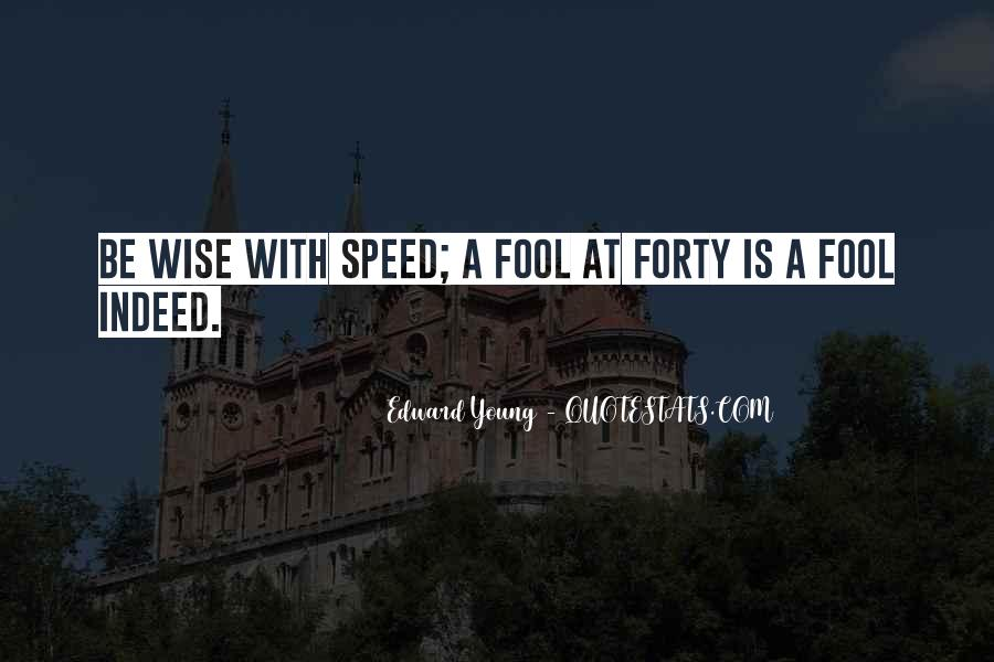 Edward Young Quotes #288932