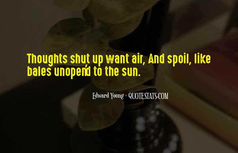 Edward Young Quotes #319067