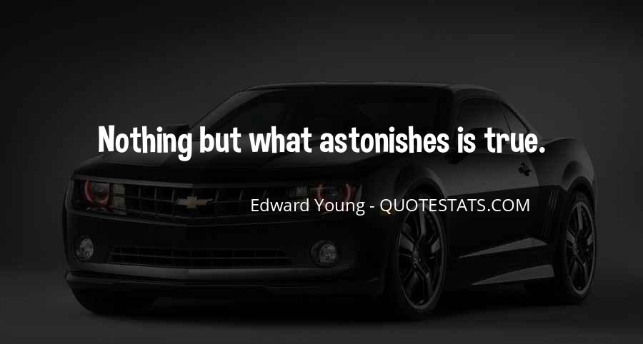 Edward Young Quotes #43612