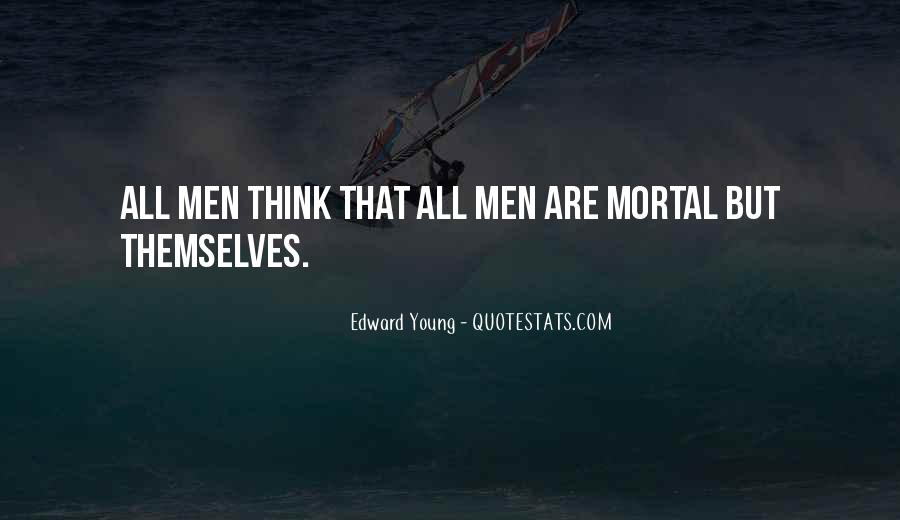 Edward Young Quotes #637262