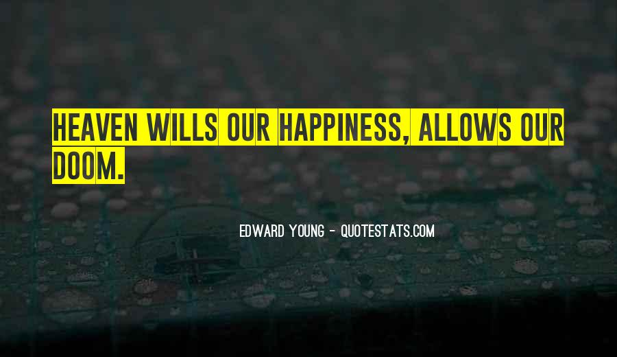 Edward Young Quotes #647109