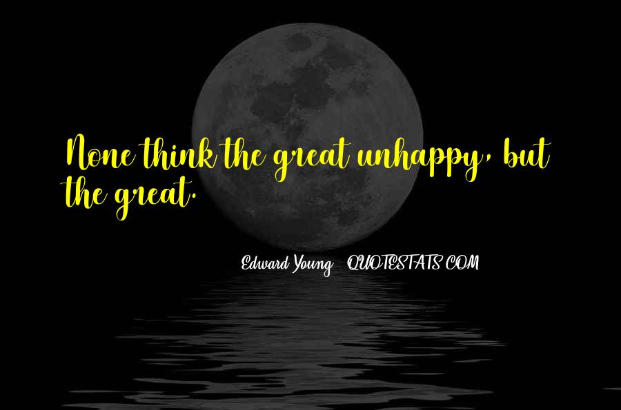 Edward Young Quotes #784883