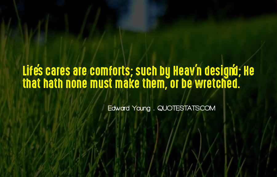 Edward Young Quotes #881275