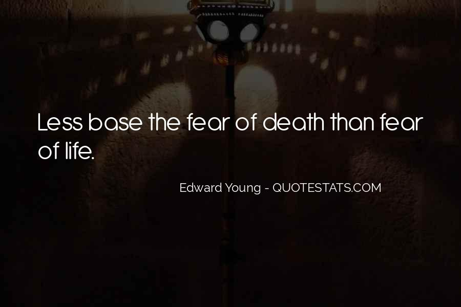 Edward Young Quotes #890260