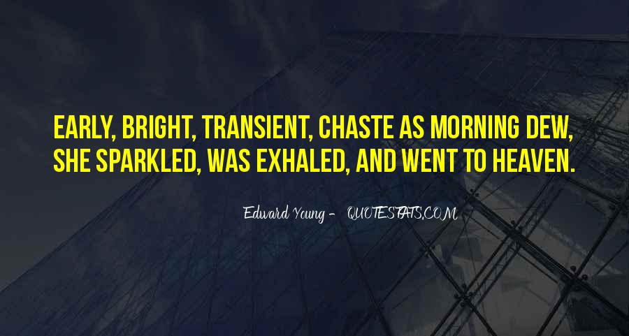 Edward Young Quotes #904273