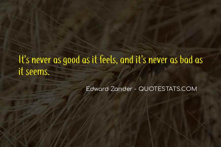 Edward Zander Quotes #1711367