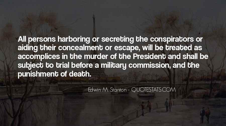 Edwin M. Stanton Quotes #1094527