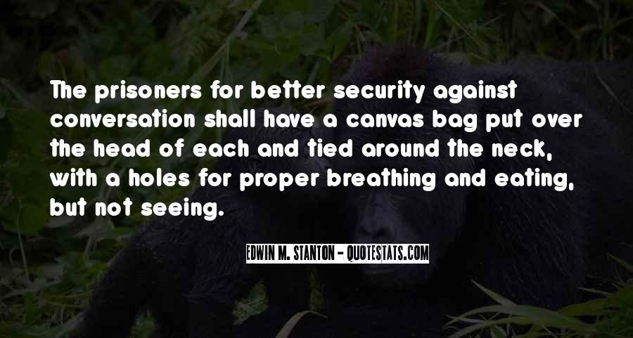 Edwin M. Stanton Quotes #500943
