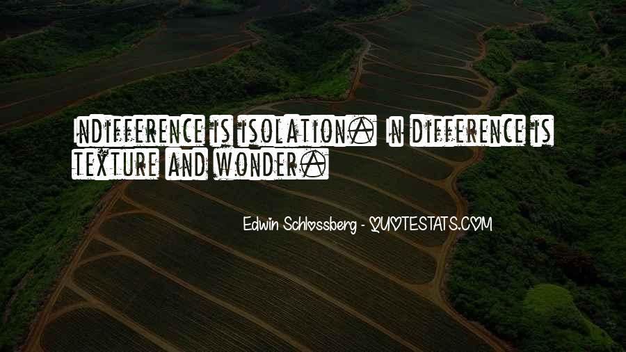 Edwin Schlossberg Quotes #1829544