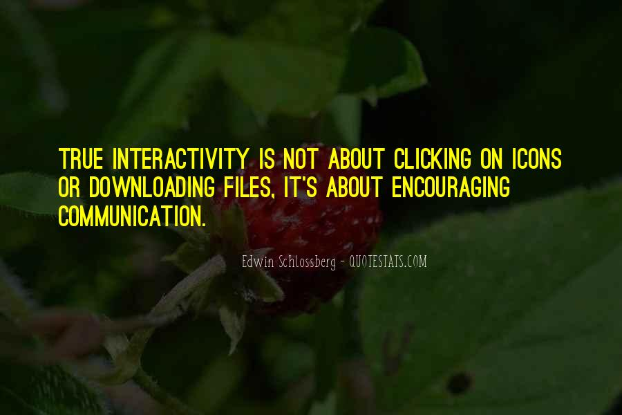 Edwin Schlossberg Quotes #565721
