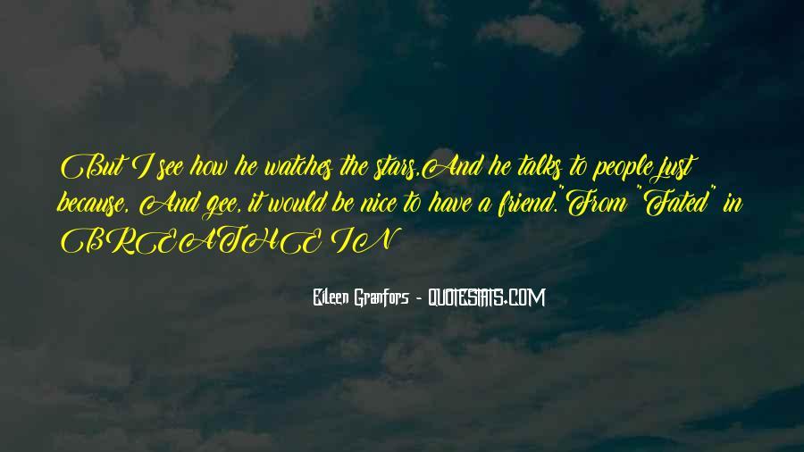 Eileen Granfors Quotes #286671