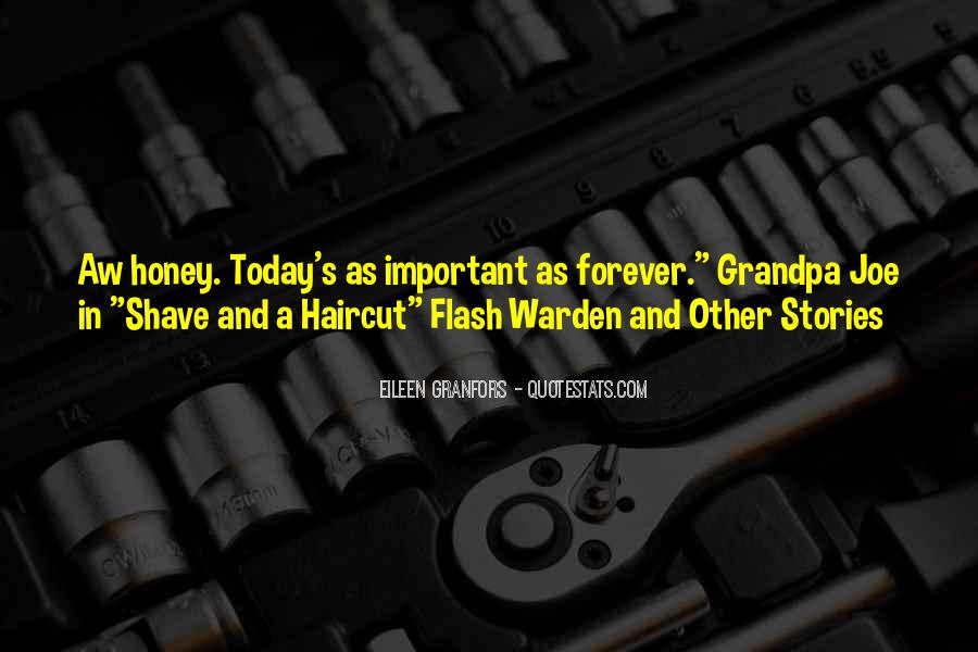 Eileen Granfors Quotes #287151