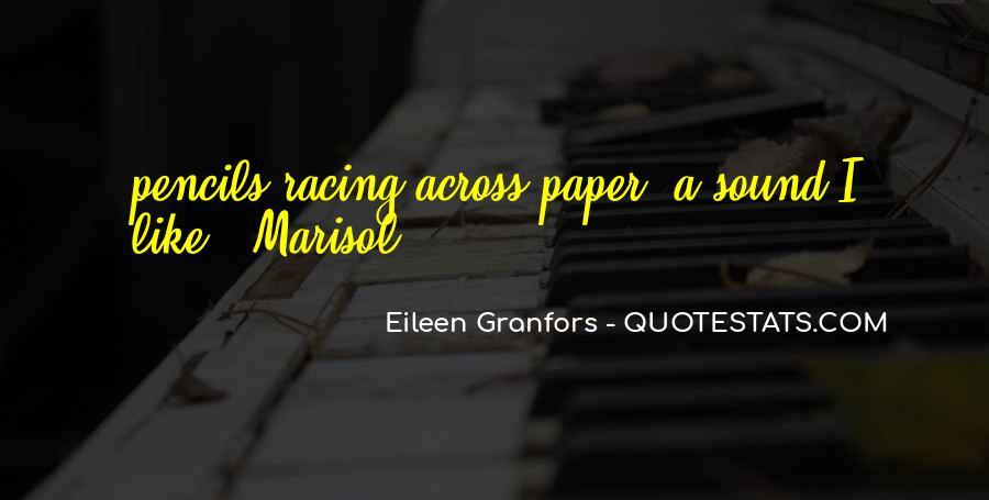 Eileen Granfors Quotes #7583