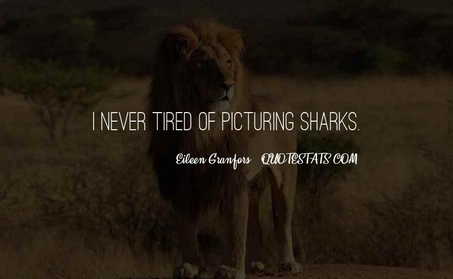 Eileen Granfors Quotes #975148