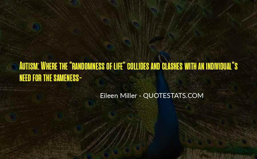 Eileen Miller Quotes #851724