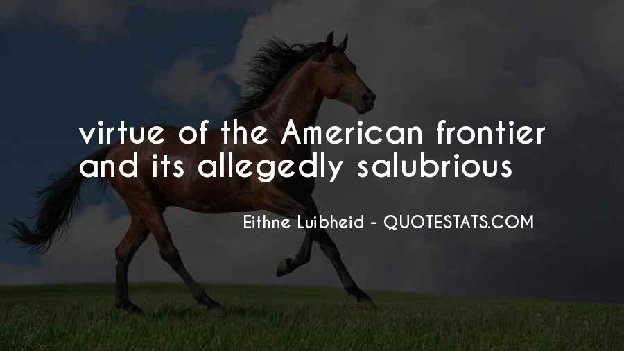 Eithne Luibheid Quotes #1420136