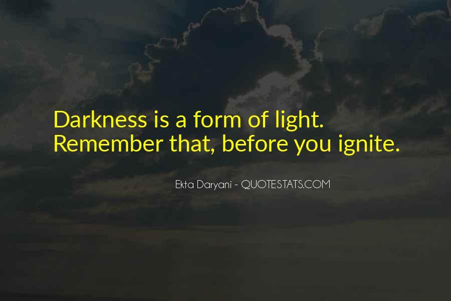 Ekta Daryani Quotes #884433