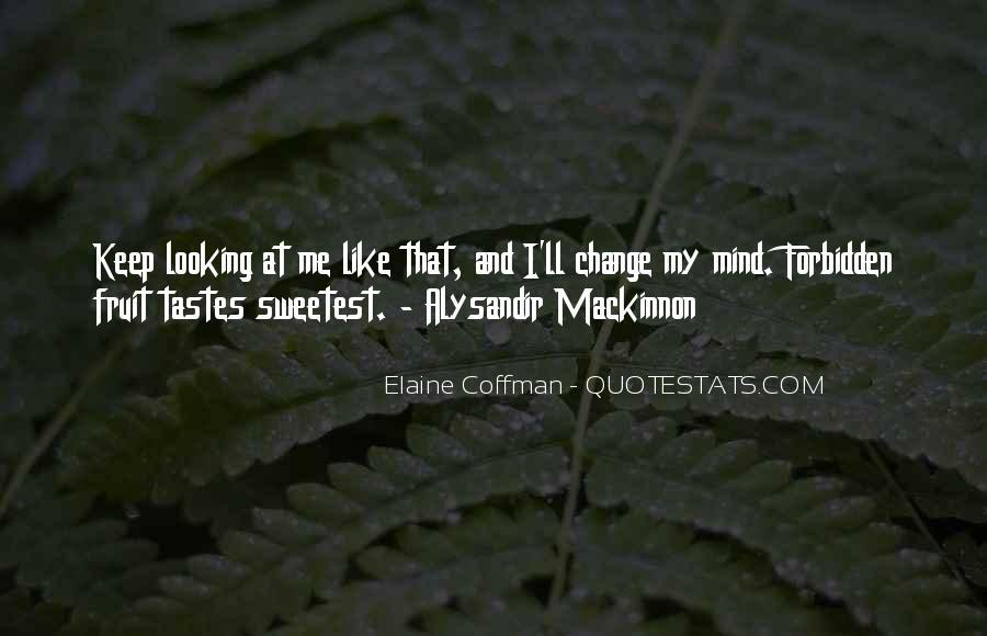 Elaine Coffman Quotes #885059