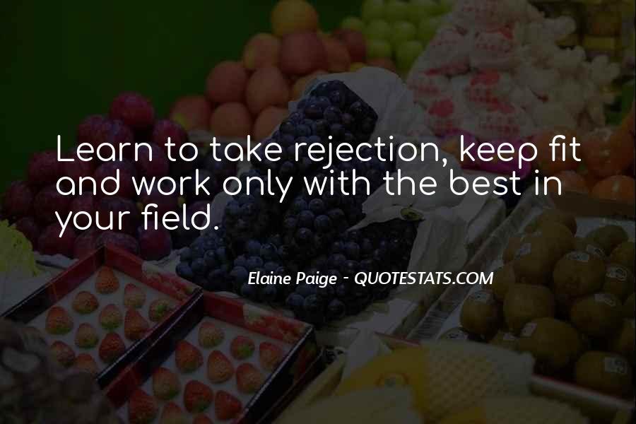 Elaine Paige Quotes #1740596