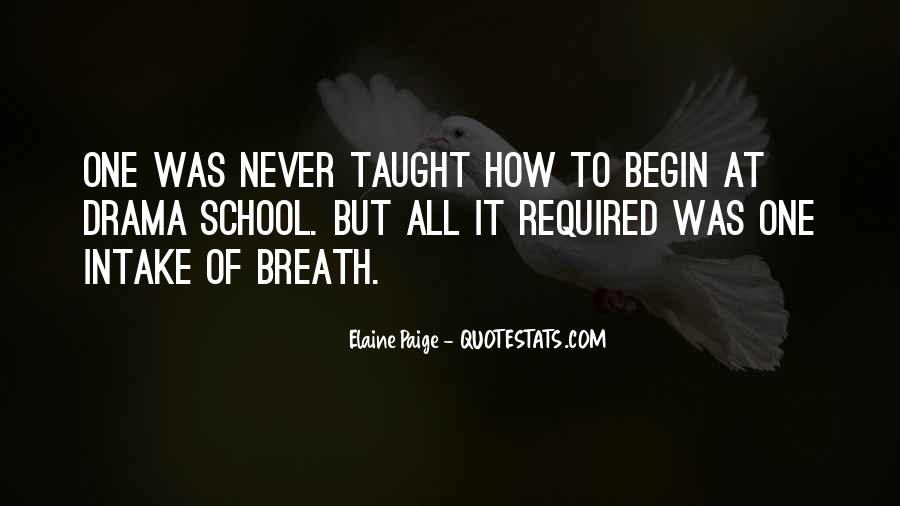 Elaine Paige Quotes #226046